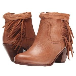 Sam Edelman Shoes - Sam Edelman Fringe Bootie